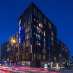 MAXX by Steigenberger Hotel Vienna Вена вид на фасад