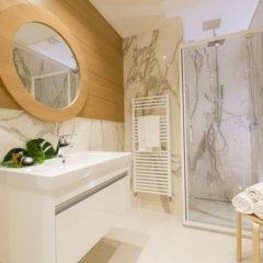 Отель Metropol Ceccarini Suite Риччоне ванная фото 4