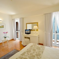 Отель Villa Romana Hotel & Spa Италия, Минори - отзывы, цены и фото номеров - забронировать отель Villa Romana Hotel & Spa онлайн комната для гостей фото 3