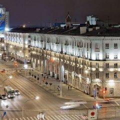 Апартаменты StudioMinsk Apartments гостиничный бар