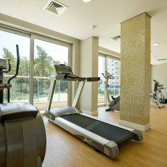 Отель Monte Gordo Apartamento And Spa Монте-Горду фитнесс-зал фото 2