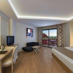 Delphin Deluxe Турция, Окурджалар - отзывы, цены и фото номеров - забронировать отель Delphin Deluxe онлайн комната для гостей фото 3