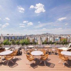 Отель Generator Paris Франция, Париж - 5 отзывов об отеле, цены и фото номеров - забронировать отель Generator Paris онлайн бассейн фото 2