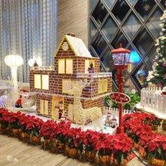 Xintiandi Jianguo Hotel развлечения