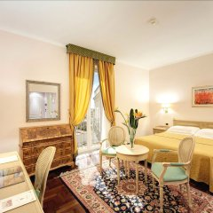 Отель Grand Hotel Villa Politi Италия, Сиракуза - 1 отзыв об отеле, цены и фото номеров - забронировать отель Grand Hotel Villa Politi онлайн комната для гостей фото 4