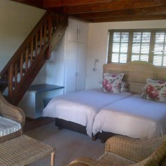 Отель Avoca River Cabins комната для гостей