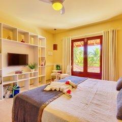 Отель Pousada Tabapitanga комната для гостей фото 4