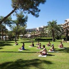 Отель Crystal Tat Beach Golf Resort & Spa фитнесс-зал фото 2
