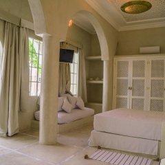 Отель Riad Palais Blanc Марокко, Марракеш - отзывы, цены и фото номеров - забронировать отель Riad Palais Blanc онлайн комната для гостей фото 2