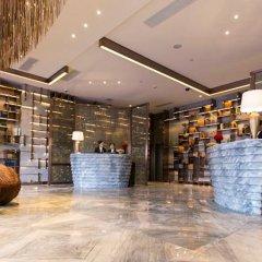 Hotel Conrab (Ganzhou Wanxiang) интерьер отеля