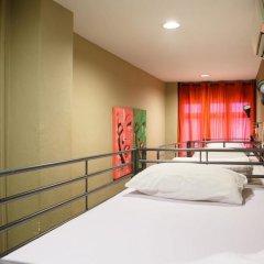 Отель Beds & Dreams Inn @ Clarke Quay комната для гостей фото 3
