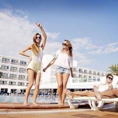 Hotel Playasol Mare Nostrum фитнесс-зал