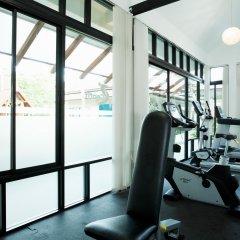 Отель Centra by Centara Coconut Beach Resort Samui фитнесс-зал