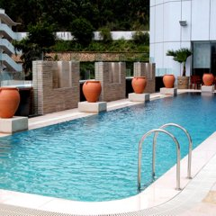 Отель Pan Pacific Xiamen бассейн