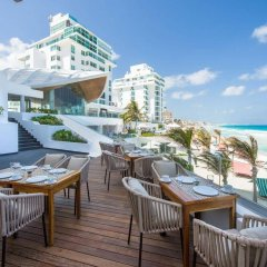 Отель Oleo Cancun Playa All Inclusive Boutique Resort Канкун гостиничный бар