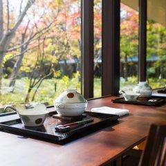 Отель Hoshino Resorts KAI Kinugawa Никко питание