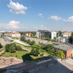Danubius Hotel Arena - Budapest балкон