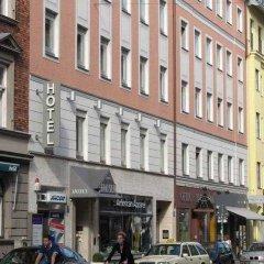 Отель Hauser An Der Universitaet Мюнхен фото 7