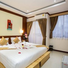 Отель Phunara Residence Патонг комната для гостей фото 3
