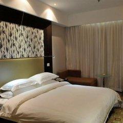 Отель HNA Hotel Downtown Xian Китай, Сиань - отзывы, цены и фото номеров - забронировать отель HNA Hotel Downtown Xian онлайн комната для гостей фото 2