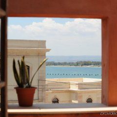 Отель Mediterraneo Сиракуза пляж