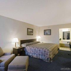 Отель Americas Best Value Inn Fort Worth/Hurst комната для гостей