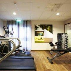 Отель Finn Швеция, Лунд - отзывы, цены и фото номеров - забронировать отель Finn онлайн фитнесс-зал фото 2