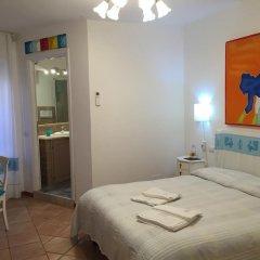 Отель B&B Il Tramonto Кастельсардо комната для гостей