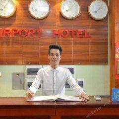 Thanh Son Noi Bai Airport Hotel Ханой интерьер отеля фото 2