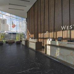 Отель Westin Santa Fe Мехико интерьер отеля