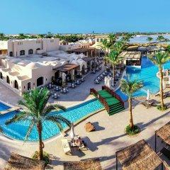 Отель Jaz Makadina Египет, Хургада - отзывы, цены и фото номеров - забронировать отель Jaz Makadina онлайн бассейн фото 2
