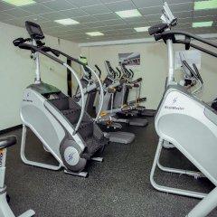 Гостиница Гольфстрим фитнесс-зал фото 3