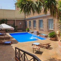 Отель Bellavista Sevilla Hotel Испания, Севилья - отзывы, цены и фото номеров - забронировать отель Bellavista Sevilla Hotel онлайн бассейн фото 2