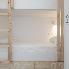 Отель Bedspot Hostel Греция, Остров Санторини - отзывы, цены и фото номеров - забронировать отель Bedspot Hostel онлайн сейф в номере