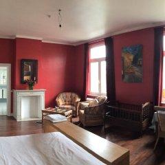 Отель The Captaincy Guesthouse Brussels комната для гостей фото 5