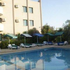 Отель Aparthotel Mandalena Кипр, Протарас - 4 отзыва об отеле, цены и фото номеров - забронировать отель Aparthotel Mandalena онлайн бассейн