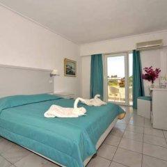 Отель Palm Beach Hotel - Adults only Греция, Кос - отзывы, цены и фото номеров - забронировать отель Palm Beach Hotel - Adults only онлайн комната для гостей фото 4