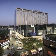 Отель Solaria Nishitetsu Hotel Seoul Myeongdong Южная Корея, Сеул - 1 отзыв об отеле, цены и фото номеров - забронировать отель Solaria Nishitetsu Hotel Seoul Myeongdong онлайн городской автобус
