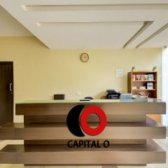 Отель Capital O 37677 Xec Residency Гоа интерьер отеля