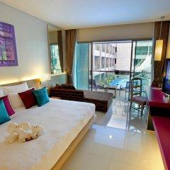 Отель The Kee Resort & Spa 4* Номер Делюкс с различными типами кроватей фото 4