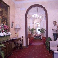 Отель Siviglia Италия, Рим - 1 отзыв об отеле, цены и фото номеров - забронировать отель Siviglia онлайн интерьер отеля