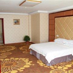 JingGangShanHongGe Hotel комната для гостей фото 3