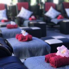 Отель The Beach Front Resort Pattaya сауна