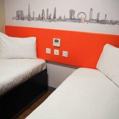Отель easyHotel London Croydon Великобритания, Лондон - отзывы, цены и фото номеров - забронировать отель easyHotel London Croydon онлайн комната для гостей фото 4