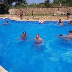 Отель Rusalka Болгария, Пловдив - отзывы, цены и фото номеров - забронировать отель Rusalka онлайн бассейн фото 3