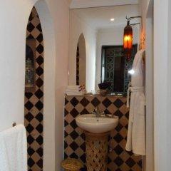 Отель Riad Hugo Марокко, Марракеш - отзывы, цены и фото номеров - забронировать отель Riad Hugo онлайн ванная