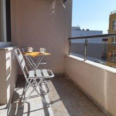 Отель Siren Болгария, Поморие - отзывы, цены и фото номеров - забронировать отель Siren онлайн балкон