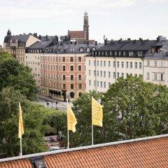Отель Elite Arcadia Стокгольм балкон