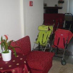 Отель Albergo George Junior комната для гостей фото 3