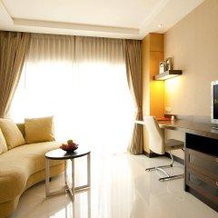 Intimate Hotel Паттайя комната для гостей